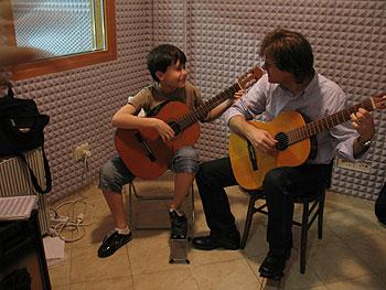 Corso di chitarra classica a Roma